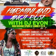 Harnini with Angie Rose summer spring Tour 2018